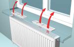 Вентиляционная решетка в подоконник: необходимость или дань моде