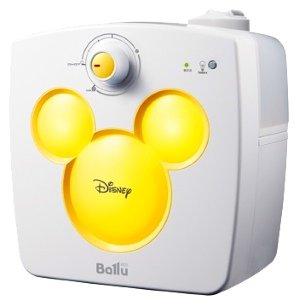 Ballu UHB-240 Disney - одна из лучших моделей ультразвуковых увлажнителей из представленных на рынке