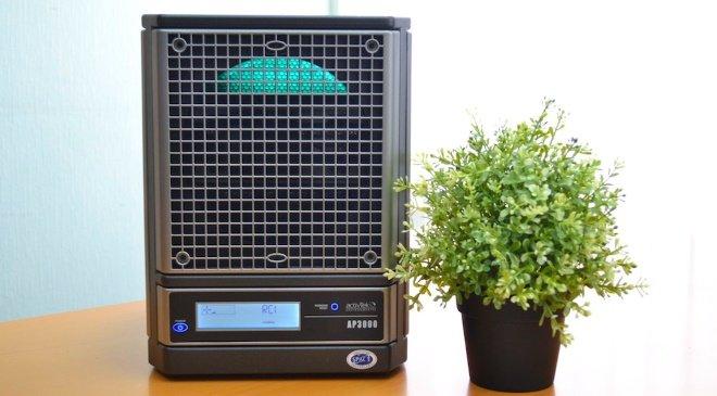 Дополнительный функционал в очистителях воздуха