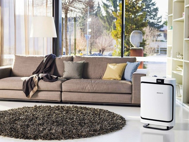 Озонаторы воздуха в современном интерьере