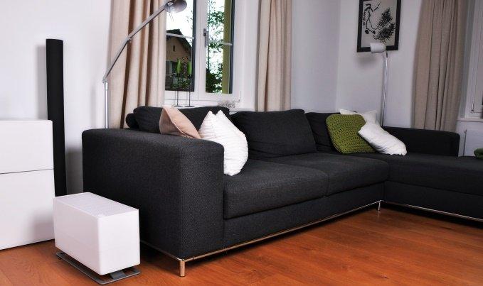 увлажнители имеют стильный современный дизайн, который легко вписывается в любой интерьер квартиры