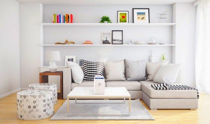 Увлажнители воздуха с холодным паром прекрасно подходят для применения в городских квартирах, загородных домах и коттеджах
