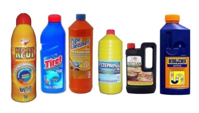 Специализированные средства для очистки кухонных вытяжек