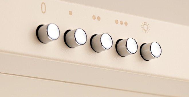 Управление вытяжками на кнопках