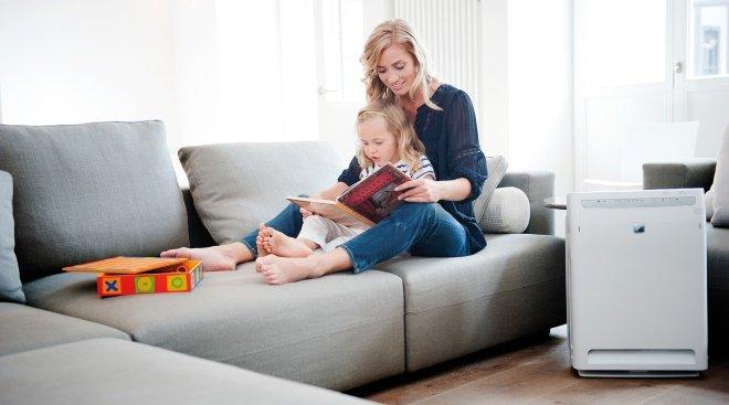 Как выбрать увлажнитель очиститель воздуха для дома
