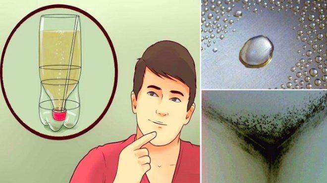 Избавиться от сырости очень просто - включить осушитель воздуха или сделать его своими руками