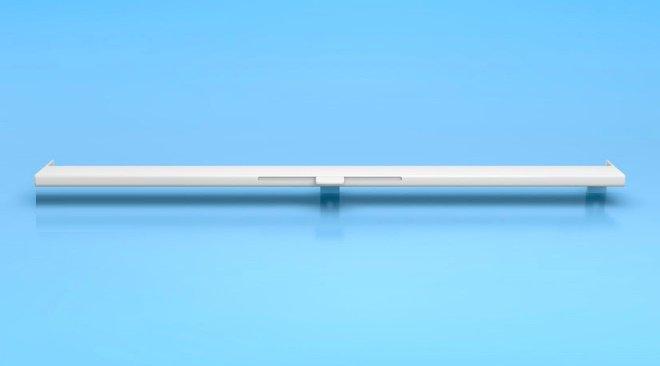 Вентиляционный оконный приточный клапан для пластиковых окон