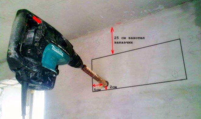 Оптимальные размеры для размещения внутреннего блока кондиционера