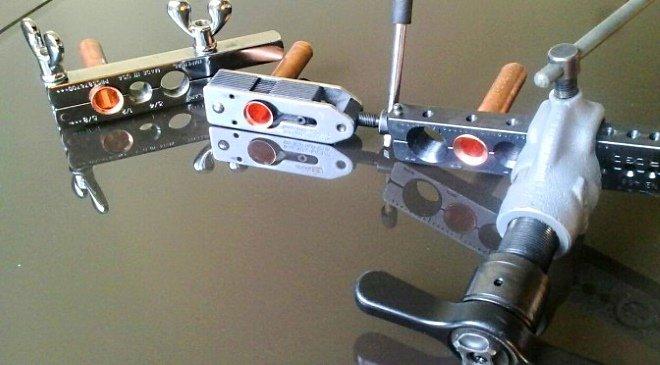 Инструменты для развальцовки труб