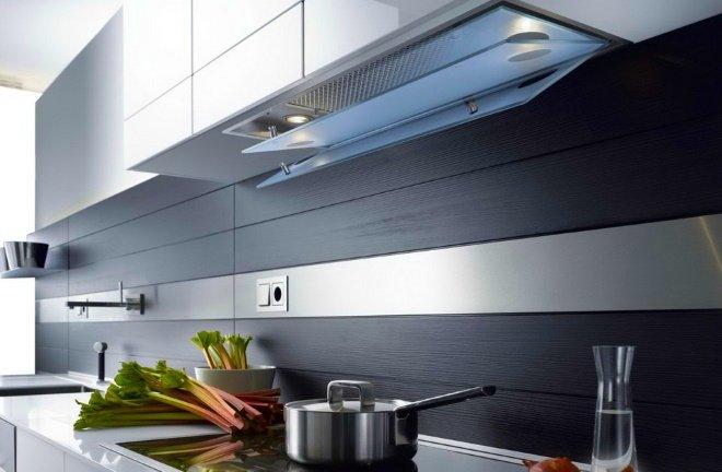 Кухонной вытяжке требуется основательная и регулярная очистка