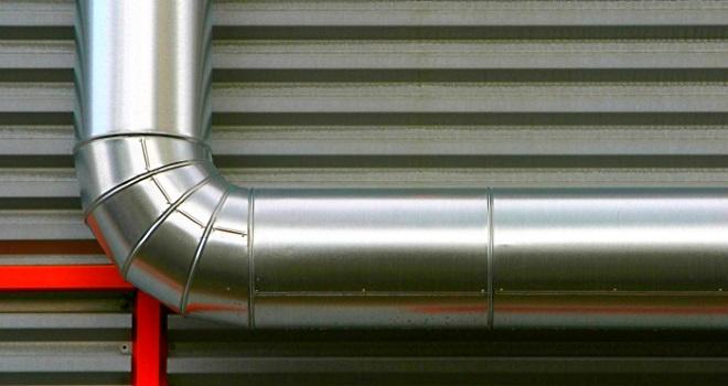 Воздуховод из нержавеющей стали