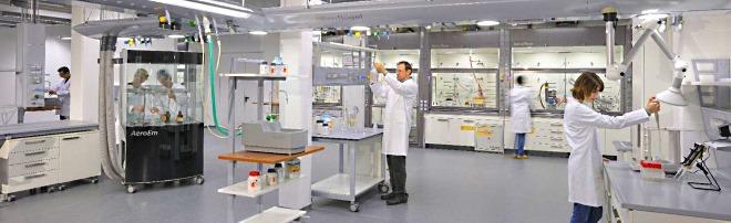 Вытяжные шкафы получили широкое распространение в лабораториях, исследовательских центрах