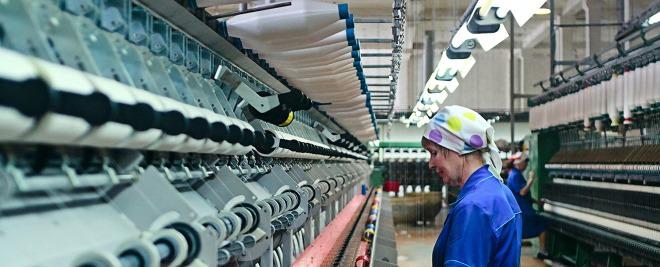 Особое внимание на производстве уделяется вентиляционной системе