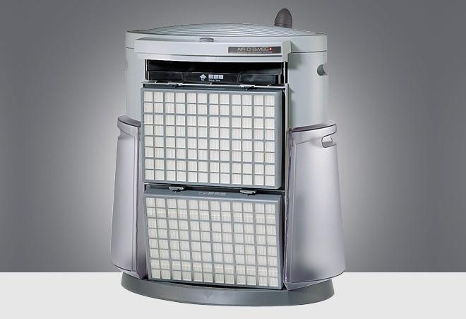 AOS 2071 - настоящий комбайн по очистке воздуха