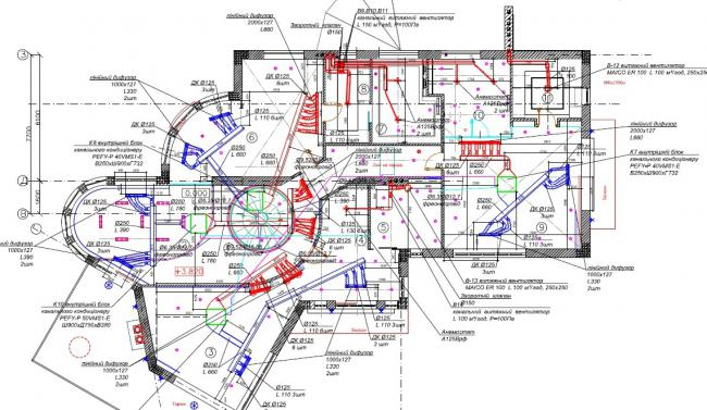 Современный вариант проекта вентиляции загородного дома